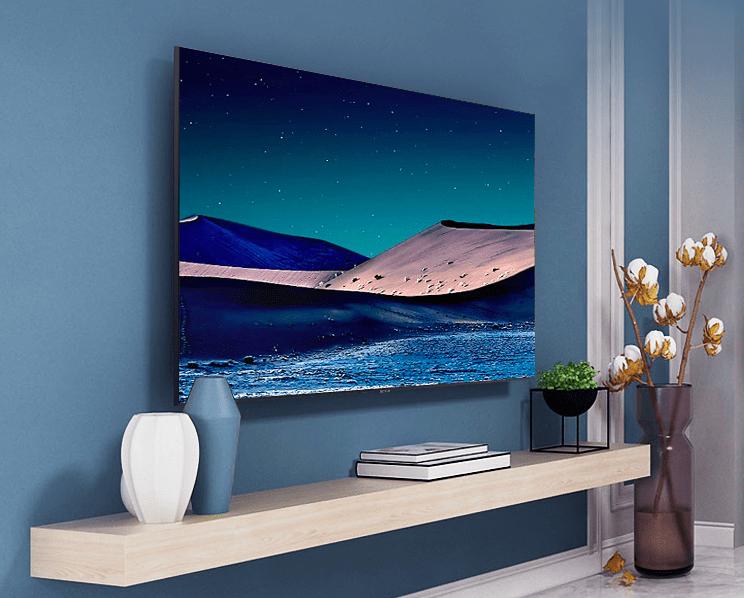 原创             65英寸成市场热点,三星索尼两款电视5000元价位激战