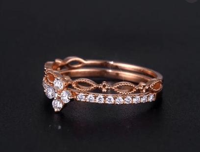 心理测试:四枚戒指,哪枚最适合你,测你会嫁给有钱人还是穷光蛋