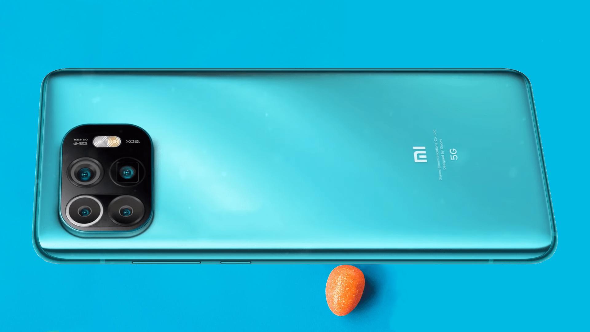 小米亮5G王牌:2K超清屏+双6400万+骁龙888 这才是真正的5G旗舰机