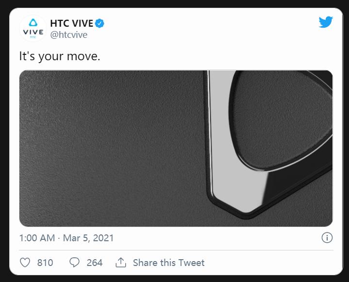 原创             HTC发布神秘图片,暗示或将发布新品
