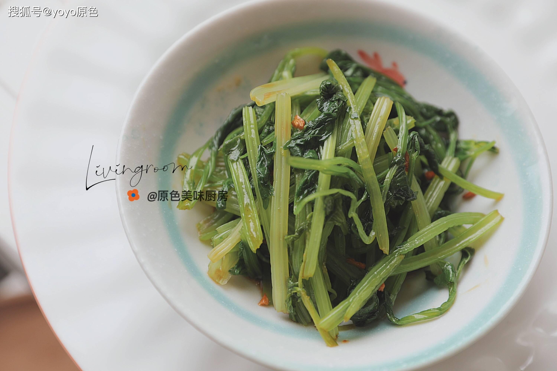 原創             芹菜的簡單做法,清爽的口感,多吃也不怕胖