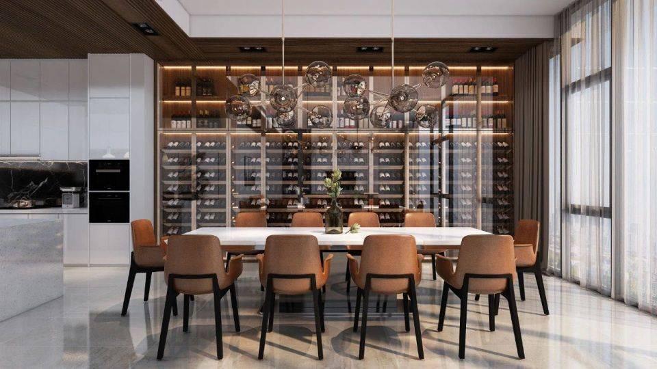 餐边柜如何设计最大化操纵空间?一篇文章全搞