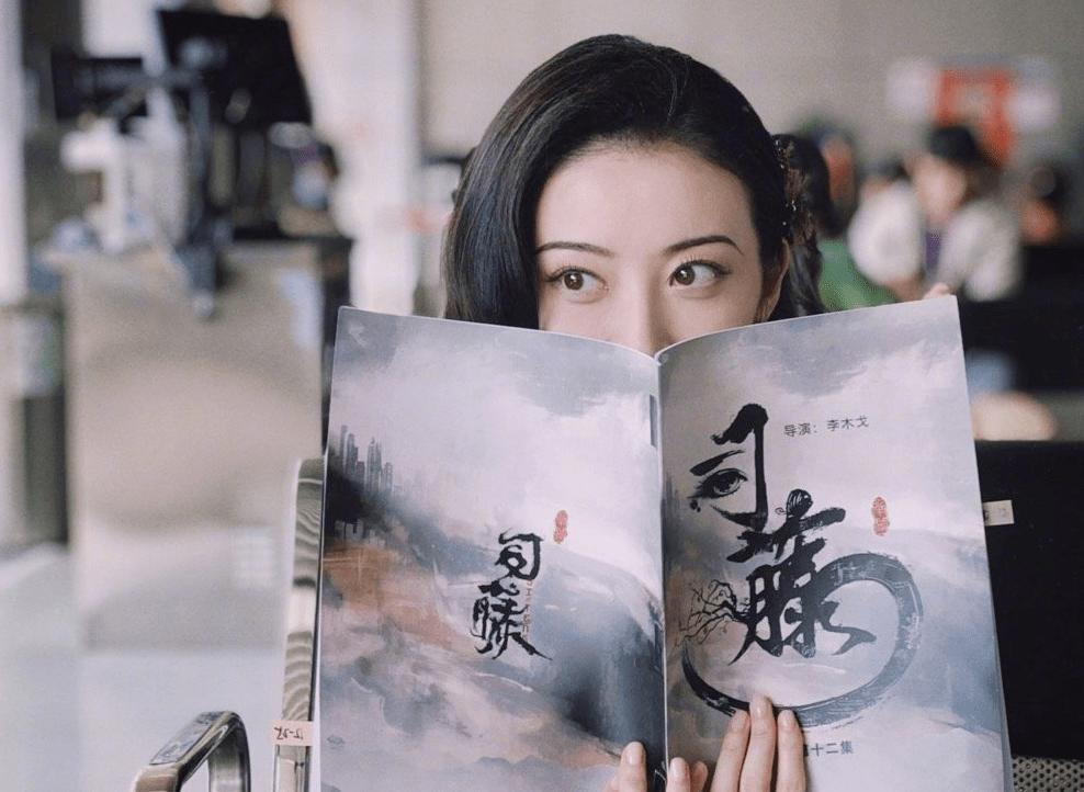 女星远离粗黑平眉能有多美,景甜细眉美到心惊,杨紫拥有古典感
