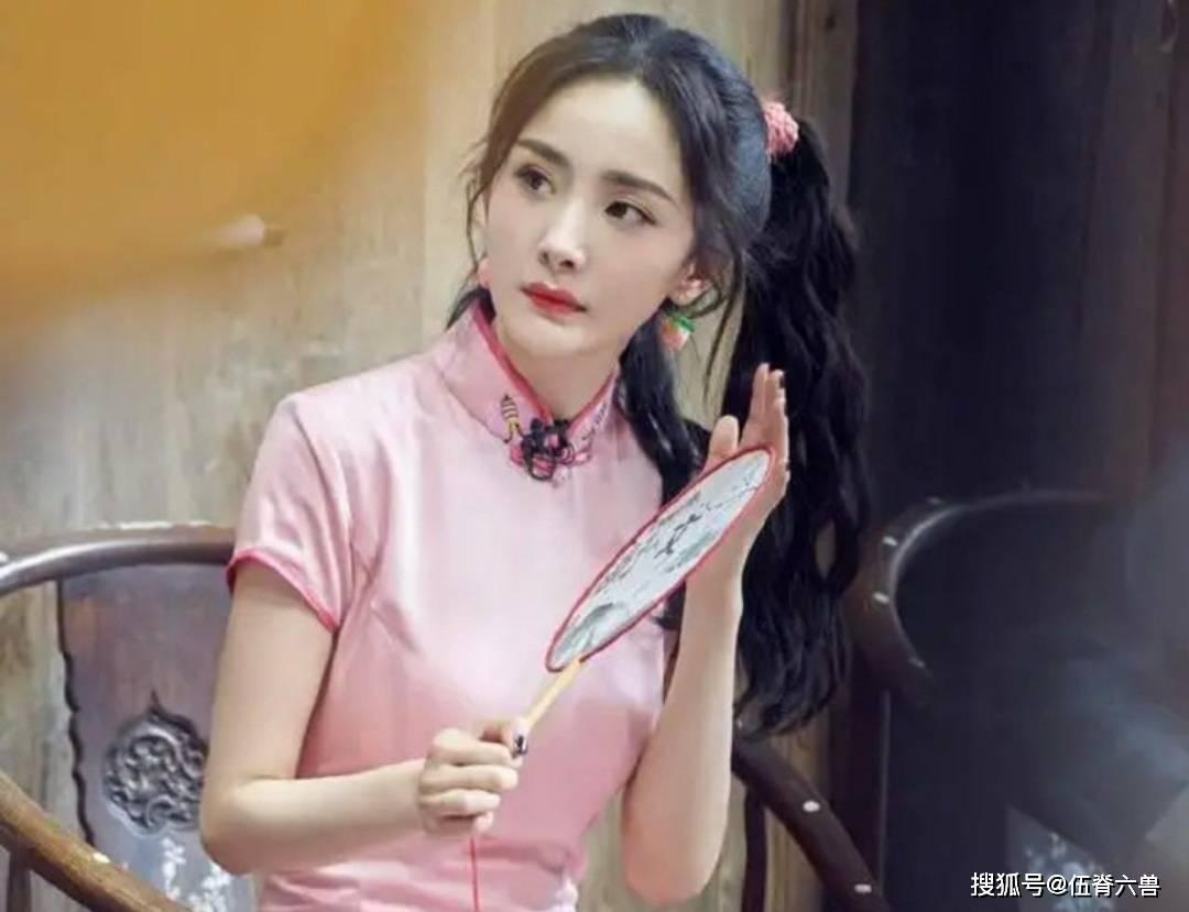 景甜《司藤》再掀旗袍热,宋轶倪妮被cue,谁是最美旗袍女神?