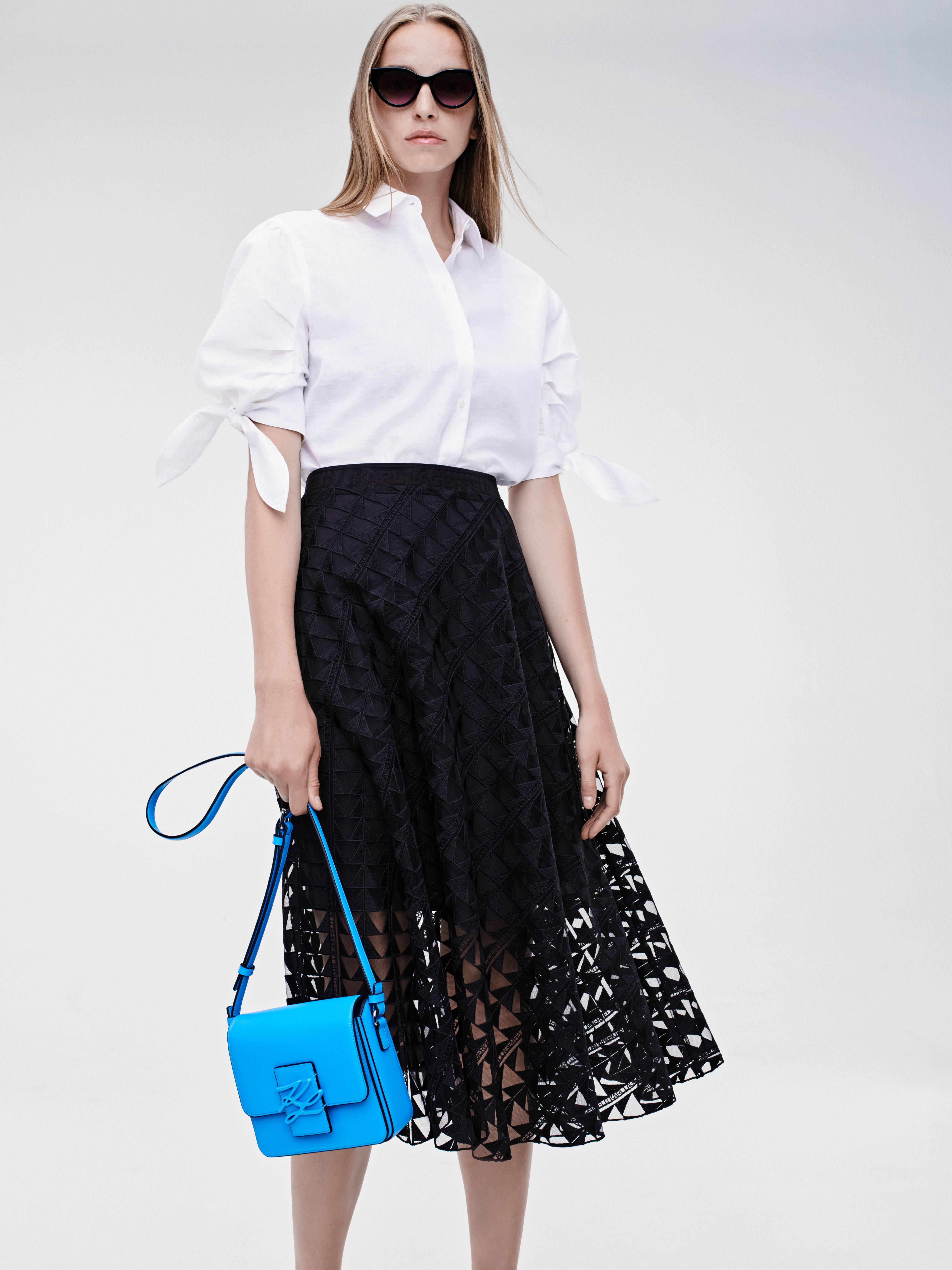 风格自定 春日焕新 KARL LAGERFELD 2021春季女装系列