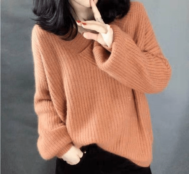 """别再穿卫衣了,今冬最新""""毛衣"""",时髦保暖又御寒,关键显年轻"""