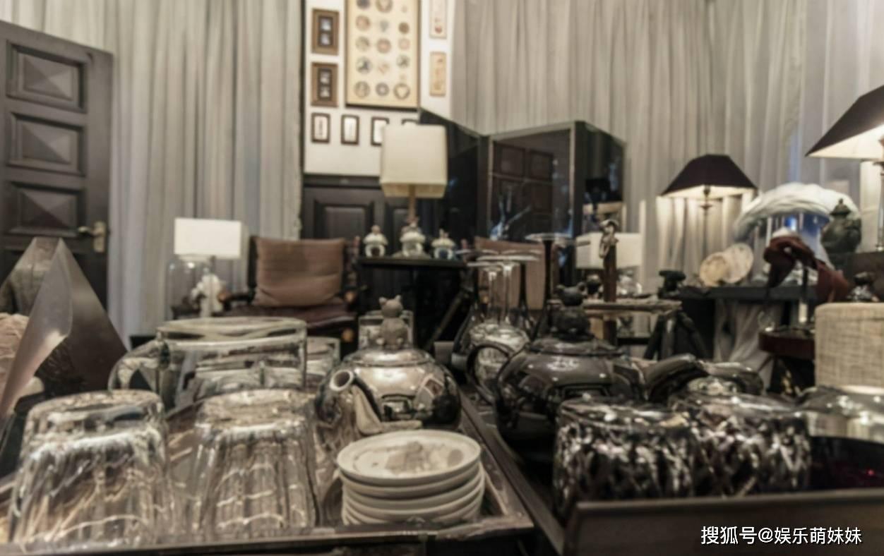 澳洲幸运5晒晒郭敬明在上海的豪宅,每件家具都是艺术品