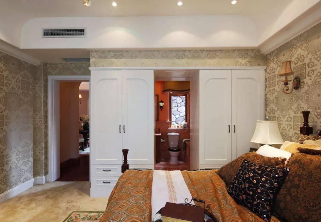 8款卧室衣柜功效图,时下盛行的样式,一应俱全