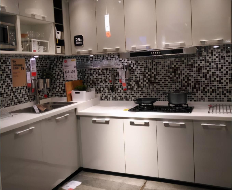 """宜家廚房7個套路,好清潔收納多,空間變大1倍,快來""""取經"""""""