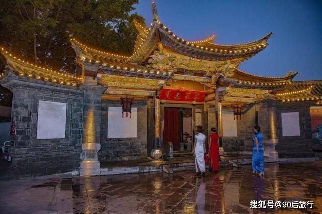 云南又一古城走红,以建水命名,距今已有800多年历史了!