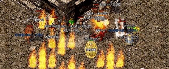 传奇手游《火龙复古》首测:变强氪金,三职业攻略出炉!