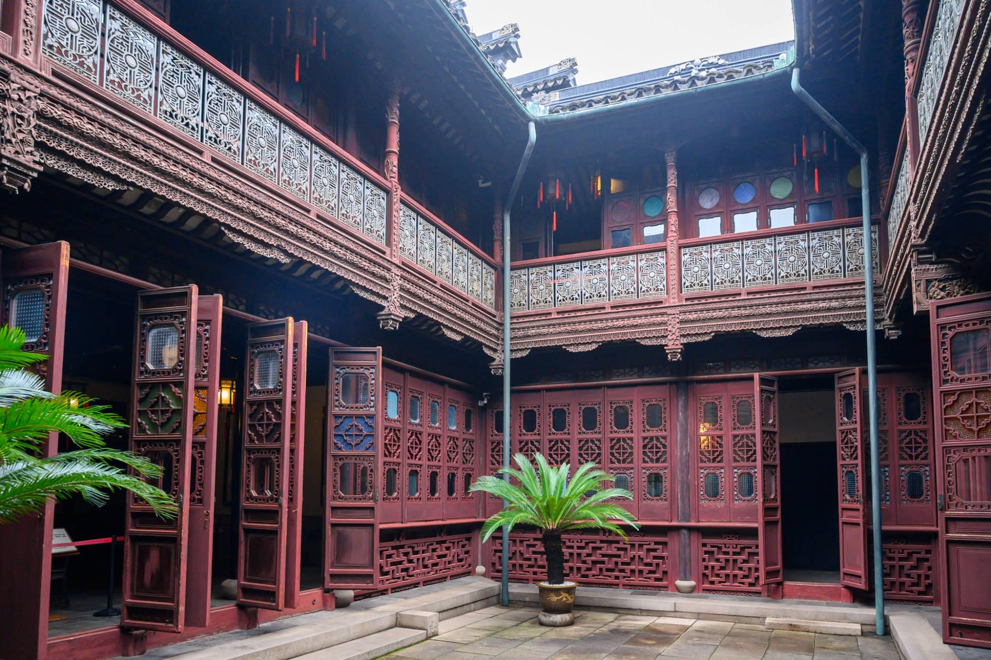"""苏州东山藏着一座豪宅,被誉为""""江南第一山"""",至今已近百年历史"""
