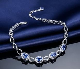 心理测试:选一条宝石手链,测你的命中注定的TA会在哪里?  第3张
