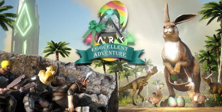 Steam沙盒游戏排行,《方舟生存进化》复活节能让新玩家快速发育