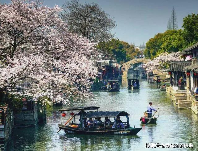 4月最适合去的24个古镇!私藏着国内最惊艳春天,好想和你去发呆