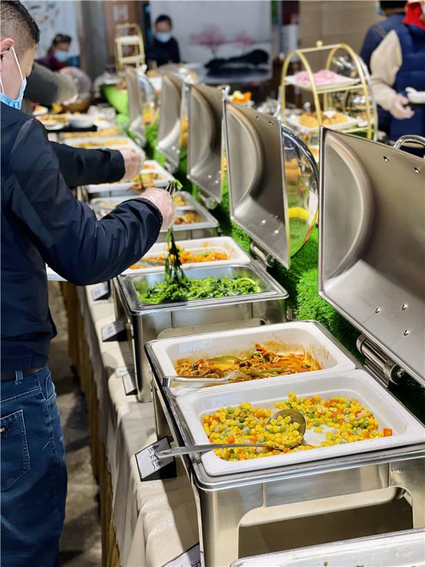 月薪5000,在北京 也有吃得起的素食