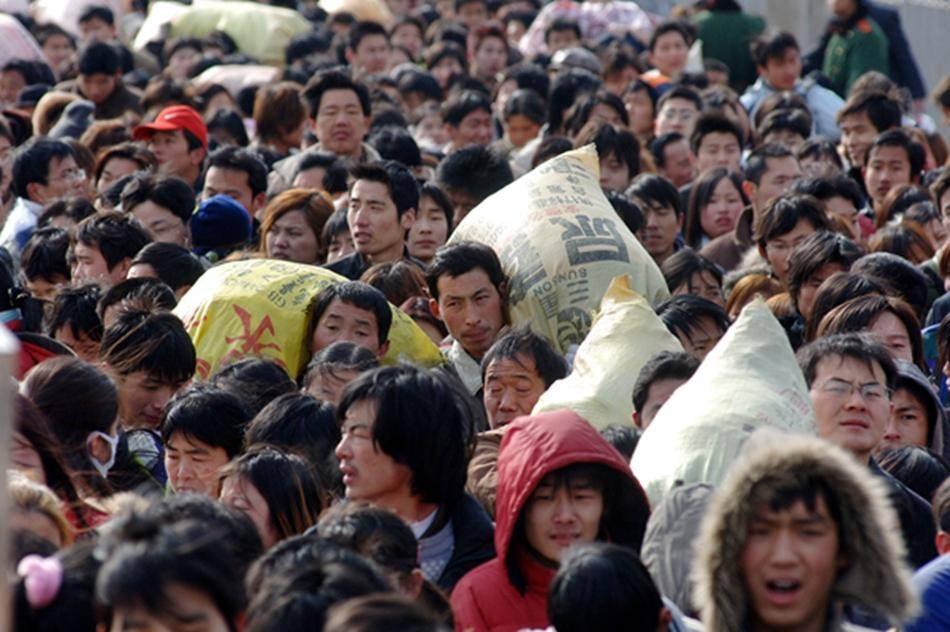 各省份人口_中国打工人最多的省份,人口流出超1800万,却不是贵州也不是广西