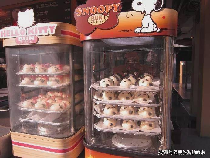 去过大阪环球影城400次以上的吃货总结!这么吃绝对不踩坑!