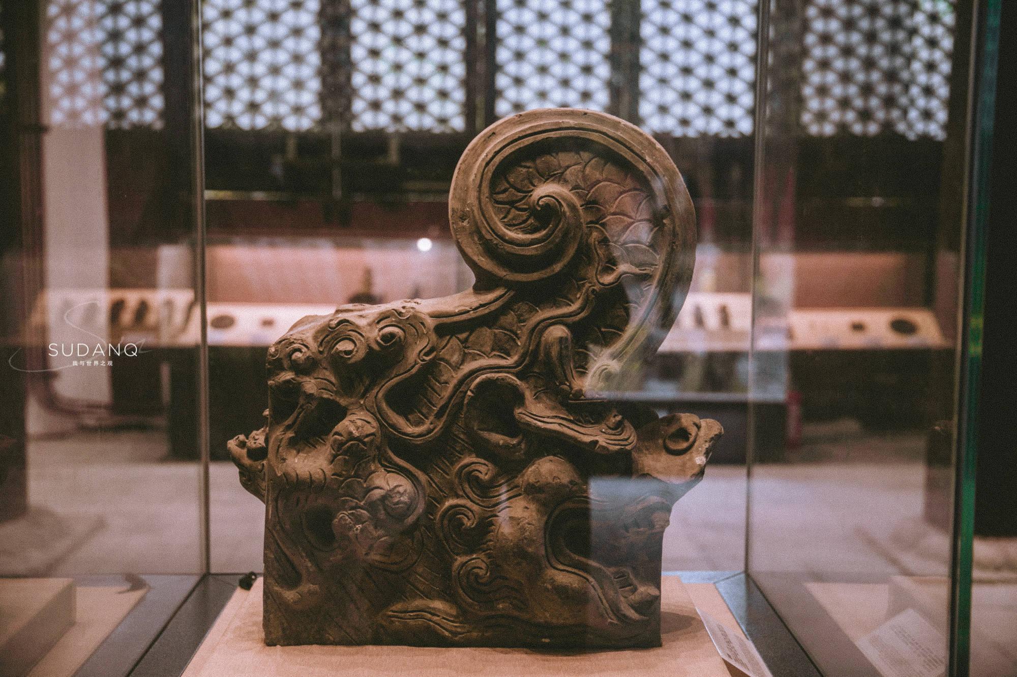 国内罕见道观:千年开元观仅存荆州一处,建筑景观令人叹为观止