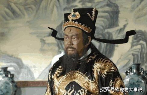 历史上有四个人死后当了阎王,包拯在内,有一猛将