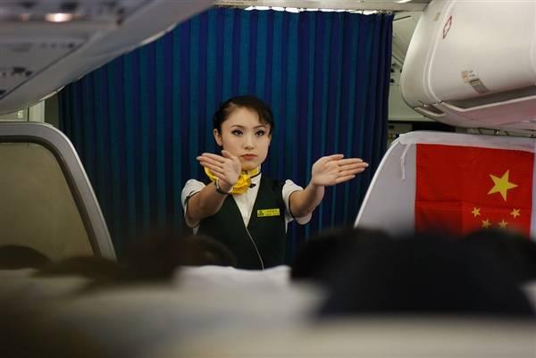 中国空姐图鉴:哪里的人成为空姐最多?哪里的最好看?