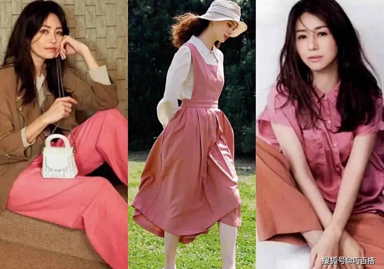 """春夏穿衣要懂得拒绝""""沉闷"""",尝试这几种搭配,优雅时尚很大气"""