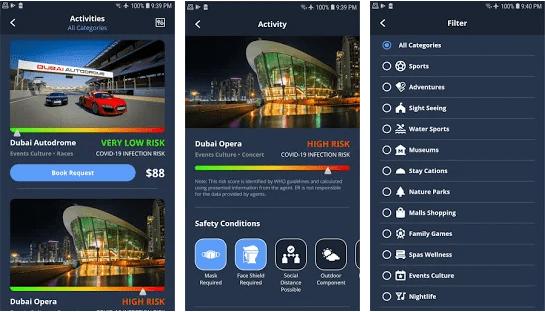 阿联酋推出AR旅游应用《Epic reality》,帮助游客应对新冠风险