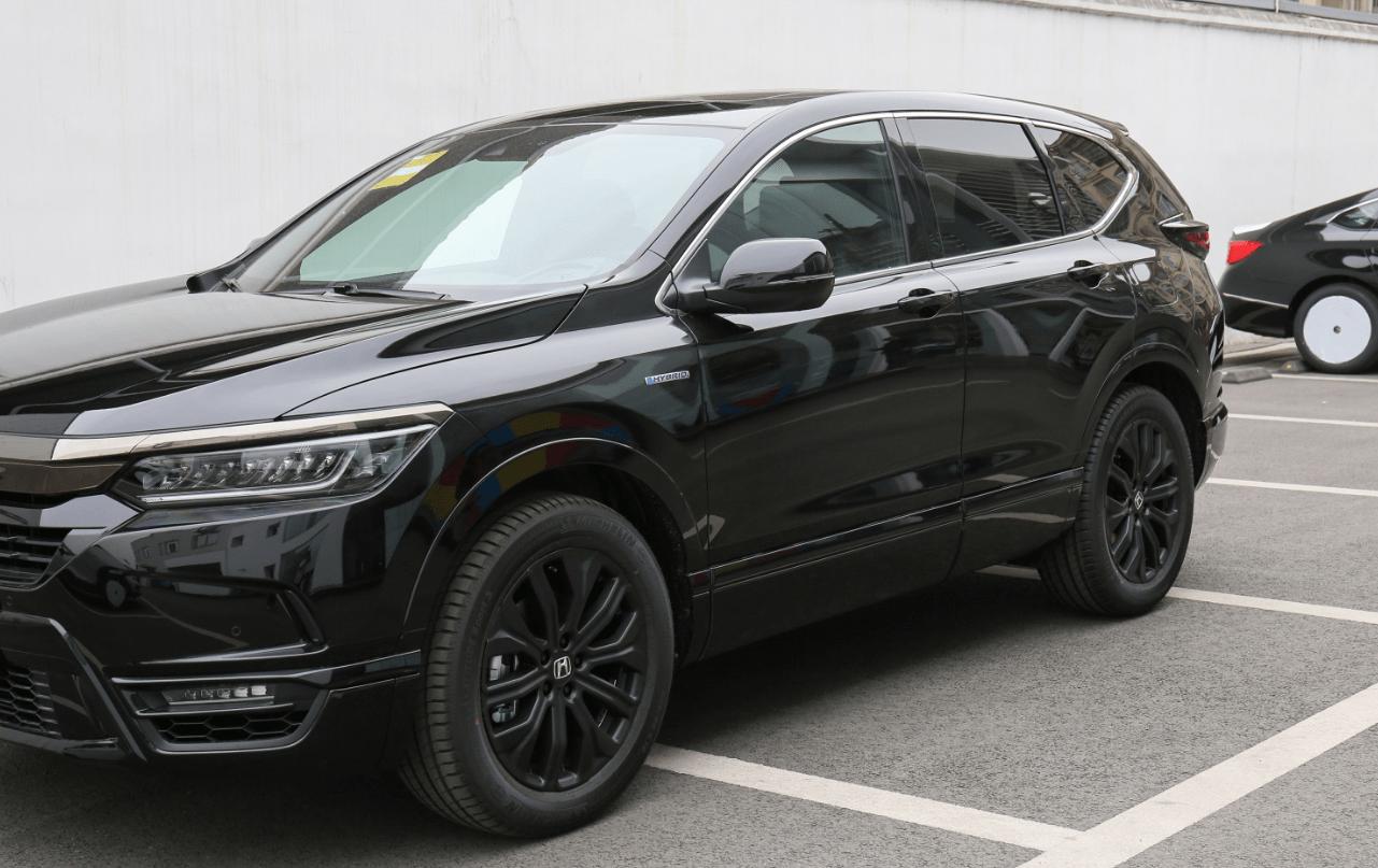 本田又一爆款SUV,主动降噪+油耗4.9L主打务实,3月卖出17714辆