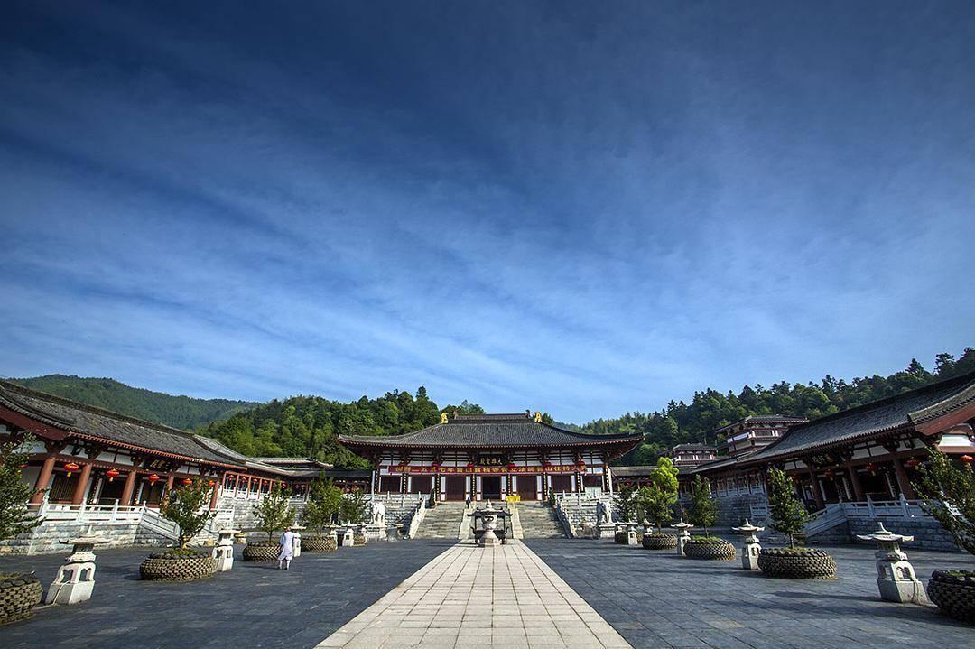 原创             迄今有1200年历史的寺庙,是海内外享有盛誉的禅宗祖庭