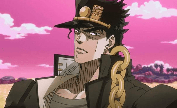 《JOJO的奇妙冒险》帽子才是承太郎本体?没了帽子没有味道了!