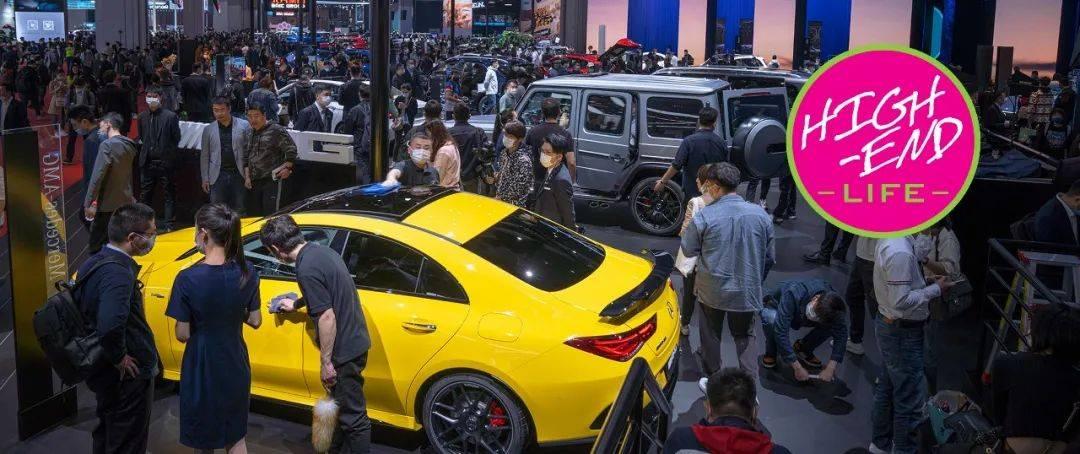 2021上海车展丨触电未来,这些电动汽车值得期待