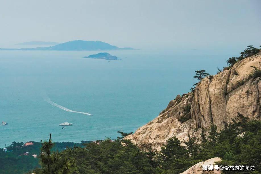 青岛最野的海,在崂山!