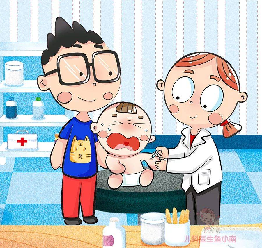 宝宝免疫力医学科普动漫