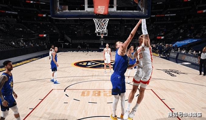 原创             NBA西部排名!爵士晋级季后赛,两队出局,开拓者勇士搅翻附加赛