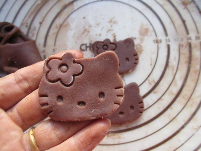 教您做饼干,拌一拌擀一擀10分钟就出炉,酥脆喷