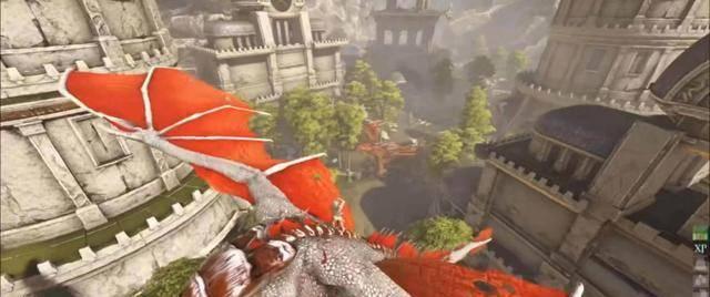 原创Steam沙盒游戏排行榜,《ATLAS》主播带领火龙重挫老外