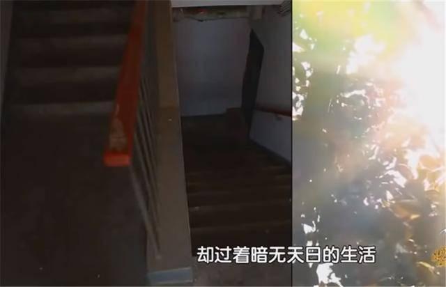一家四口蜗居北京35㎡半地下房,终日无光,洗菜做饭全在卫生间?  第3张