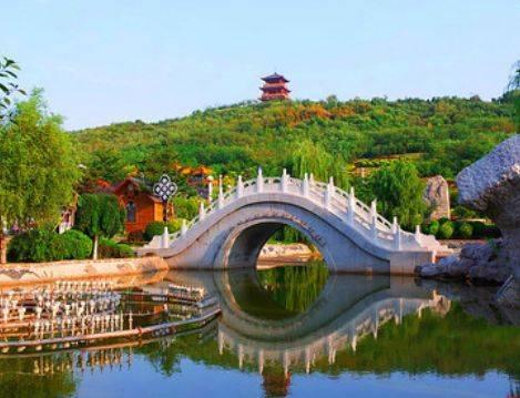 心理测试:4座桥,哪一座的风景最美?测今年你会在哪方面走大运  第3张