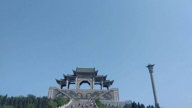 河南一座国家AAAA级景区的山,主峰海拔577米