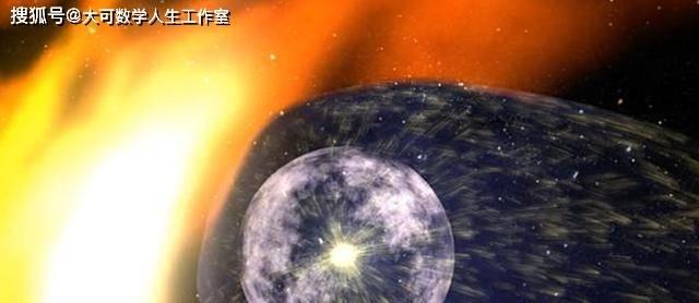 180亿公里外,旅行者号遭遇5万度火墙,人类被困在太阳系中?  第5张