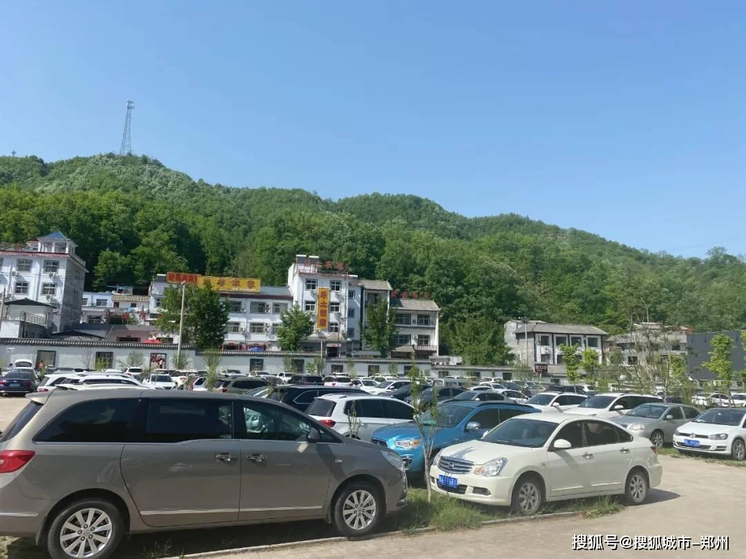 【五一假期第一天】白云山天气晴好,旅游秩序井然!