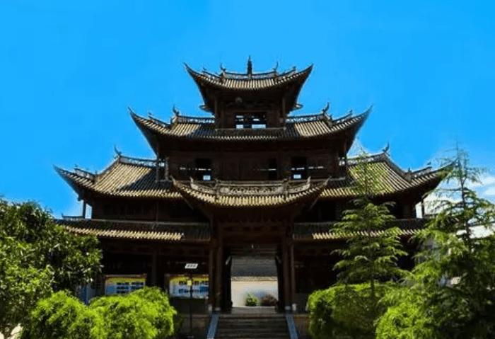 云南一座冷门古城,是南诏国的发源地,也是我国最完好的古城之一