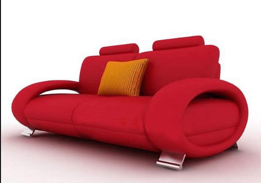 心理测试:累了一天,你会在哪个沙发休息?测你天生是什么命数?