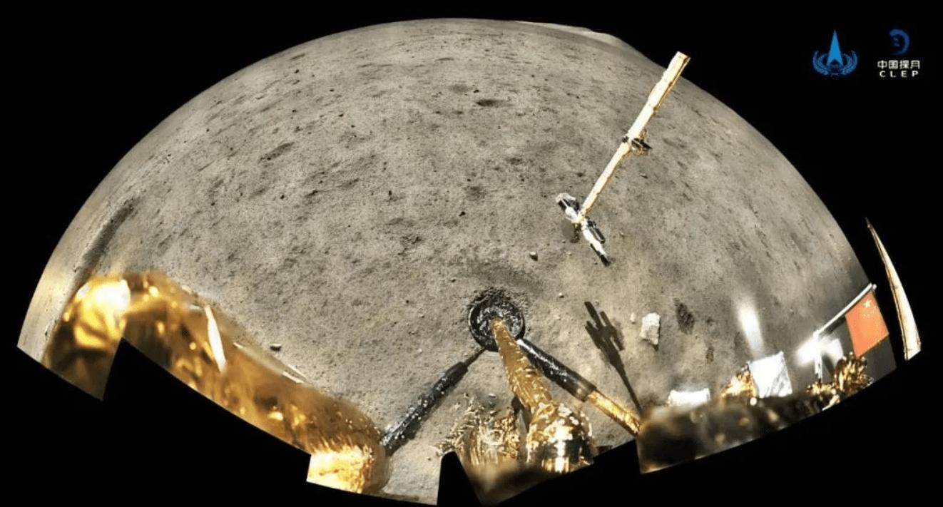 与美国没法比,嫦娥五号技术不成熟?月球样品竟比计划少了269克  第6张
