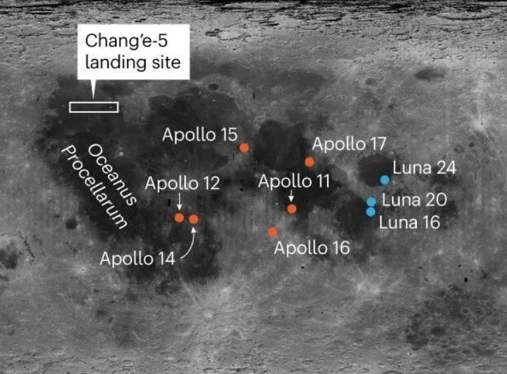 与美国没法比,嫦娥五号技术不成熟?月球样品竟比计划少了269克  第3张