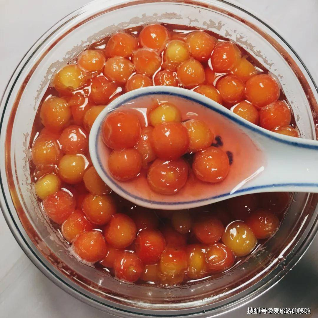 相比车厘子,我更喜欢吃恩桃儿!