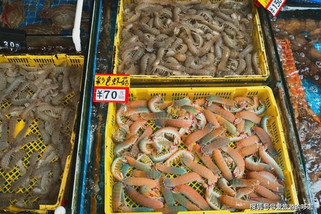 厦门本地人最爱去的快乐星球,是这个菜市场!