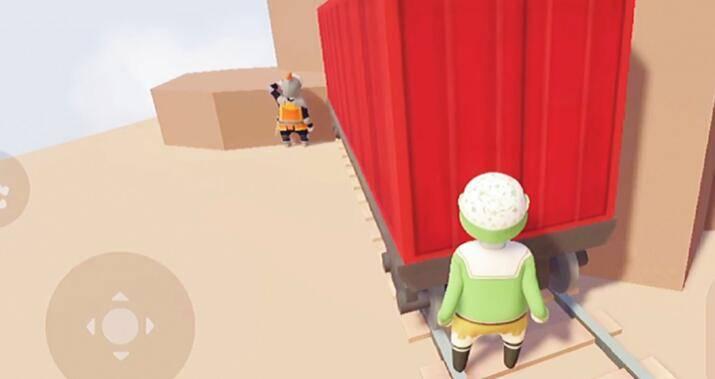 开放自由爆款手游《人类跌落梦境》各大视频平台用户好评如潮