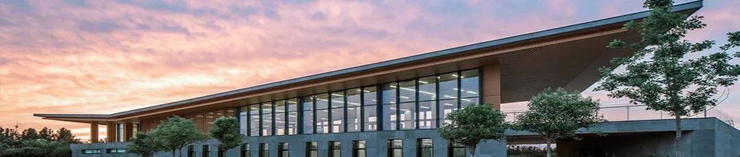 建筑案例-游客中心建筑设计