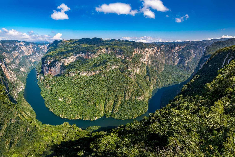 Sumidero峡谷